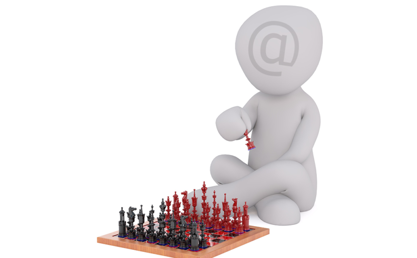 Four Steps to Check and Mate in Email Marketing
