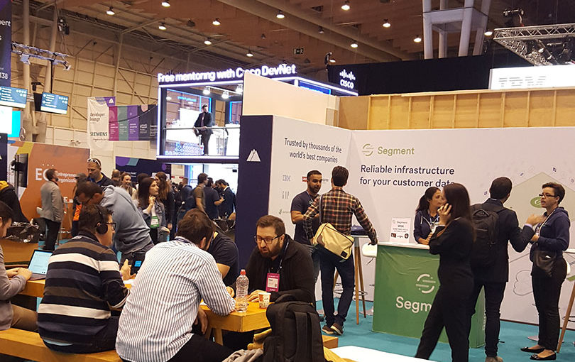 Web Summit 2018. Lisbon. Day1
